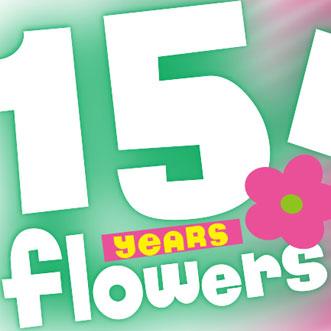 月刊フラワーズ創刊15年記念企画のおしらせ