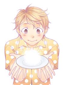 澤飯家のごはんは息子の光がつくっている。