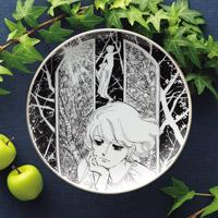 『ポーの一族 ユニコーン』掲載を記念し『ポーの一族』絵皿通販スタート!